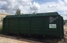контейнер закрытого типа 30 м3, груз до 15 тонн