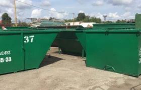 открытый контейнер под ТБО - 4 м3