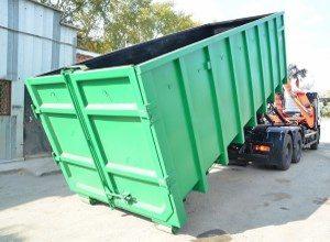 контейнер для строительного мусора 30 м.куб.