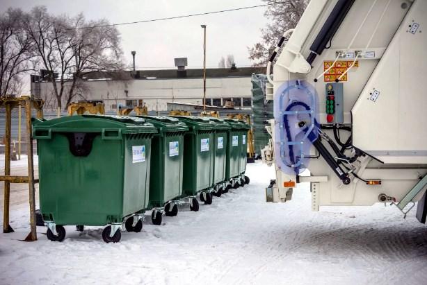 вывоз мусора с предприятий
