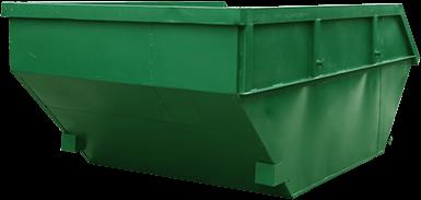 фотография контейнера для мусора 8 м3