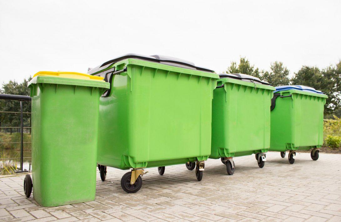 фото контейнеры для тко