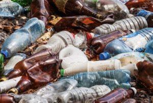 фото мусора пластиковых бутылок