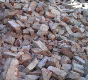 фотография строительного мусора